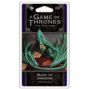 Music Of Dragons Chapter Pack | Game Of Thrones LCG