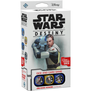 Obi-Wan Kenobi Starter Set | Star Wars: Destiny