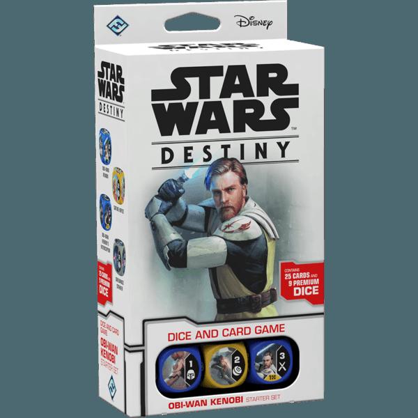 Obi-Wan Kenobi Starter Set | Star Wars: Destiny
