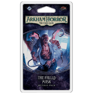 The Pallid Mask Mythos Pack | Arkham Horror LCG