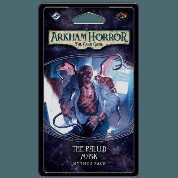 The Pallid Mask Mythos Pack | Arkham Horror LCG