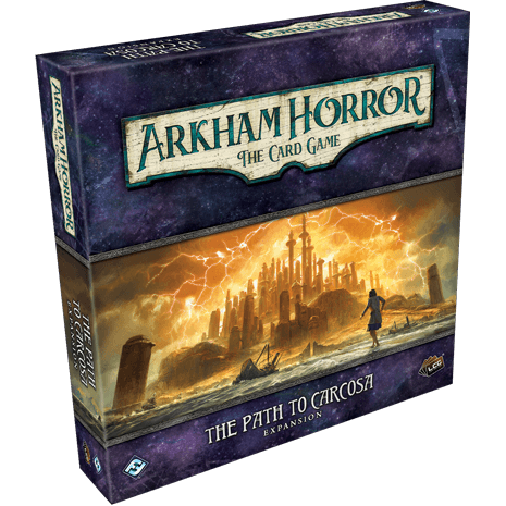 The Path To Carcosa Expansion | Arkham Horror LCG