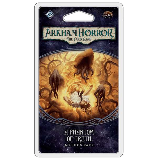A Phantom Of Truth Mythos Pack | Arkham Horror LCG