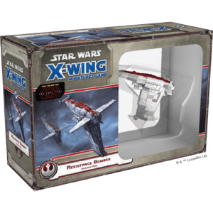 Resistance Bomber | Star Wars X-Wing
