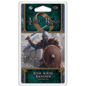 Roam Across Rhovanion Adventure Pack | The Lord Of The Rings LCG