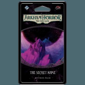 The Secret Name Mythos Pack | Arkham Horror LCG