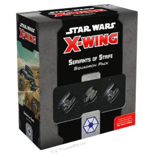 Servants Of Strife Squadron Pack | Star Wars X-Wing