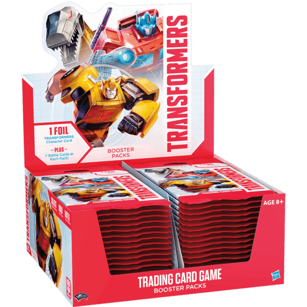 Transformers TCG Wave 1 Booster Box