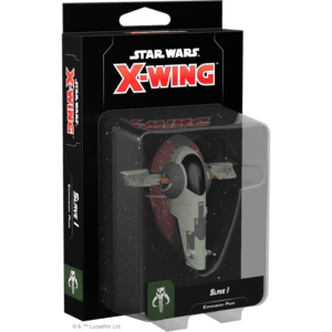 Slave-1 Expansion Pack | Star Wars X-Wing