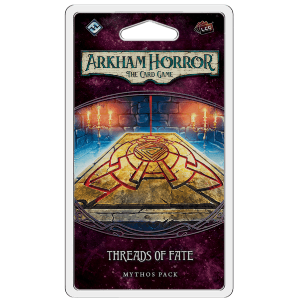 Threads Of Fate Mythos Pack | Arkham Horror LCG