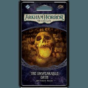 The Unspeakable Oath Mythos Pack | Arkham Horror LCG