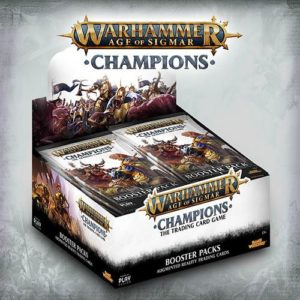 Warhammer: Champions TCG Set One Booster Box 1