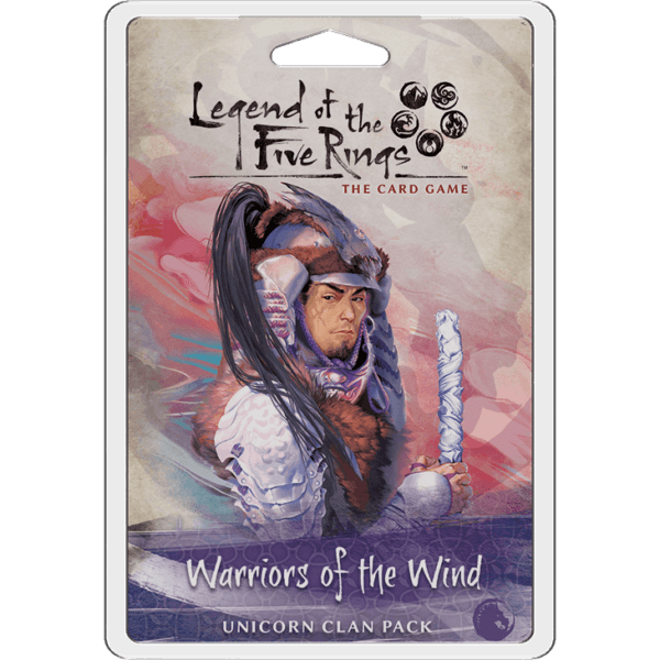 Warriors Of The Wind Clan Pack | The Legend Of The Five Rings LCG