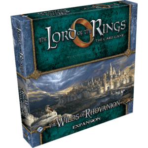 The Wilds Of Rhovanion Expansion | The Lord Of The Rings LCG