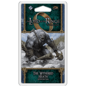 The Withered Heath Adventure Pack | The Lord Of The Rings LCG
