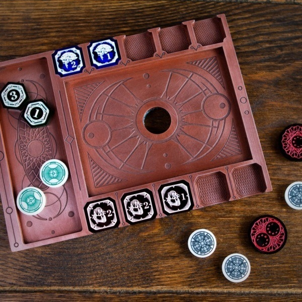 Dunwich Mythos Board Full | Arkham Horror LCG