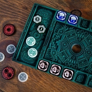 Forgotten Mythos Board Full | Arkham Horror LCG