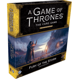 Fury of the Storm Expansion | Game of Thrones Living Card Game
