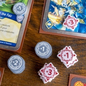 Power and Armor Set | Archon Tokens Compatible with KeyForge