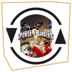 Power Rangers: Heroes of the Grid Expansion Subscription