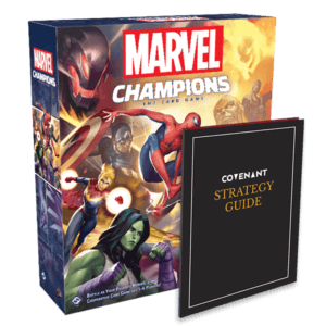 Marvel Champions Core Set Pre-Order with Strategy Guide