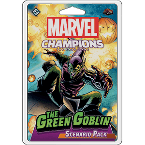 Green Goblin Scenario Pack for Marvel Champions Card Game