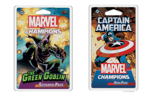 what is marvel champions