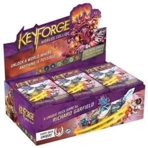 KeyForge Worlds Collide Display Box | Buy from Covenant