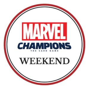 Marvel Champions Weekend - Event Logo
