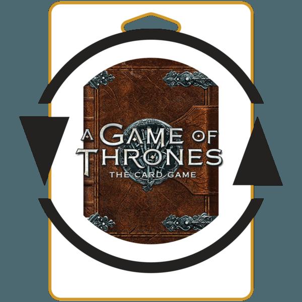 Premium Pack Subscription Logo | Game of Thrones LCG