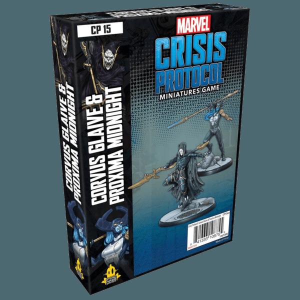 Corvus Glaive Proxima Midnight Crisis Protocol Expansion