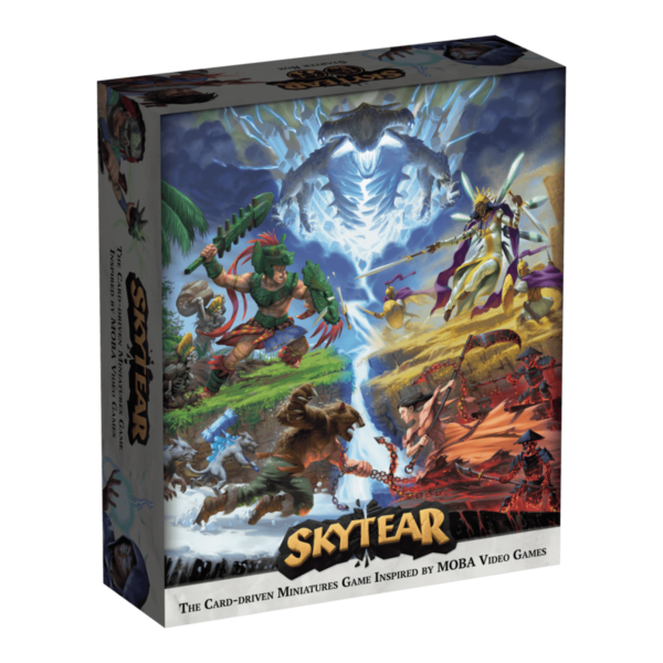 Skytear Starter Box - Start Playing Skytear