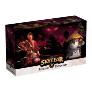 The Kurumo expansion for Skytear board and skirmish game.