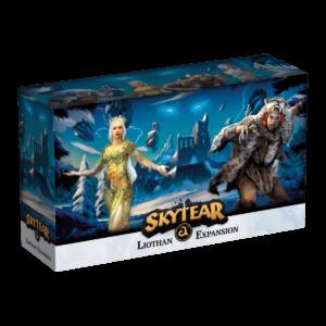 Skytear Liothan Expansion introducing Astryda, Freyhel, Brylvar, and Shyllavi.