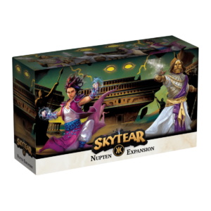 The Nupten Expansion for Skytear