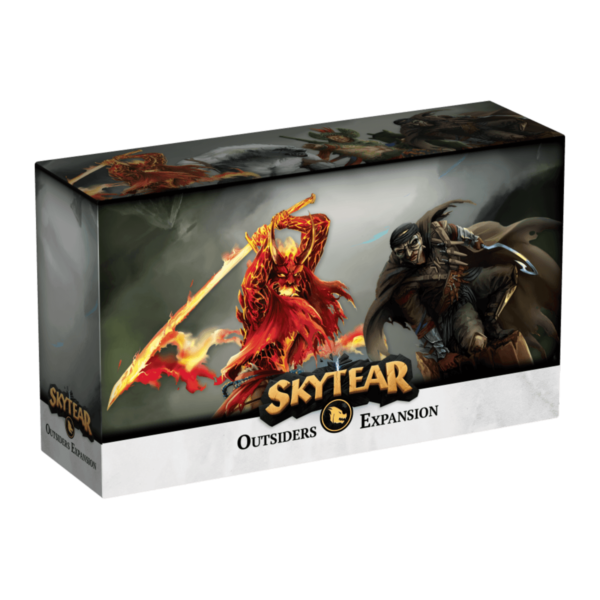 The Outsiders Expansion for Skytear.