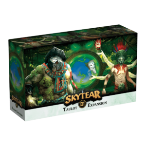 The Taulet Expansion for Skytear.