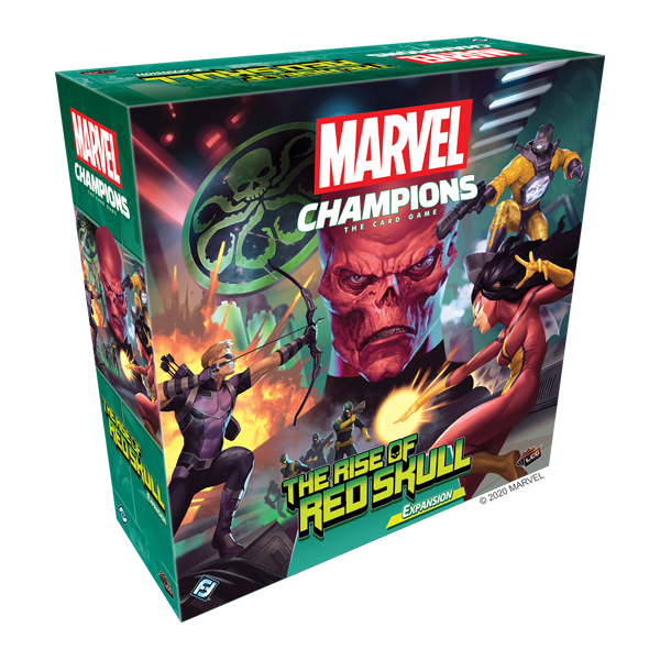 Rise of Red Skull Campaign Expansion for Marvel Champions LCG