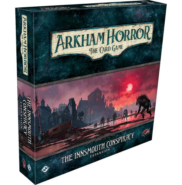 innsmouth conspiracy arkham horror expansion