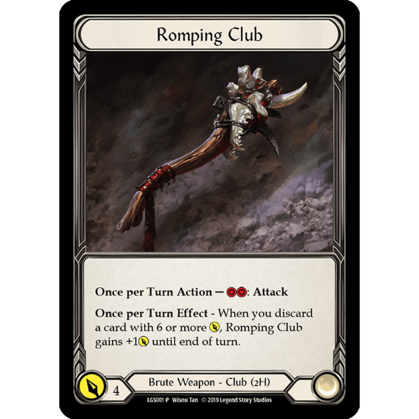 flesh-blood-cold-foil-weapon-promo-covenant-romping-club