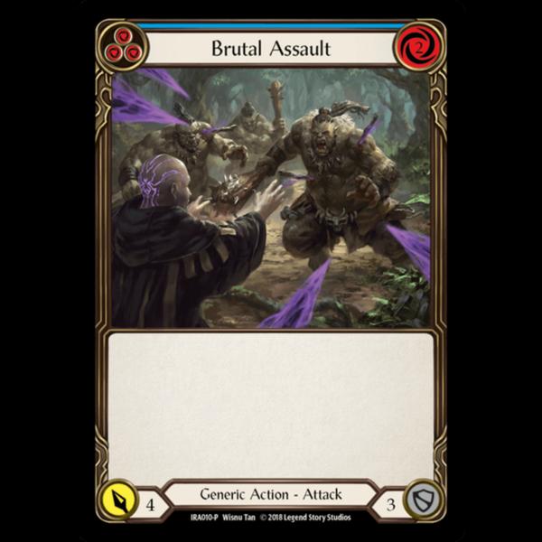 ira-welcome-starter-deck-free-covenant-brutal-assault