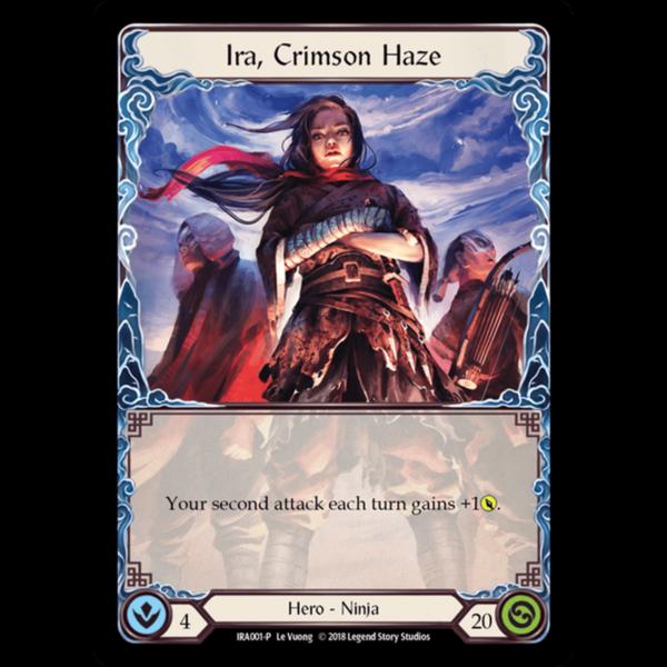 ira-welcome-starter-deck-free-covenant-ira-crimson-haze